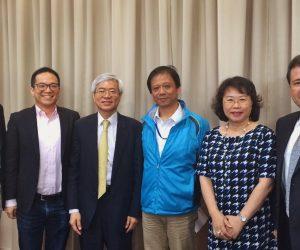 本會理事溫琇玲、秘書長張智強受邀出席「智慧城市物聯網開放標準專家座談會」