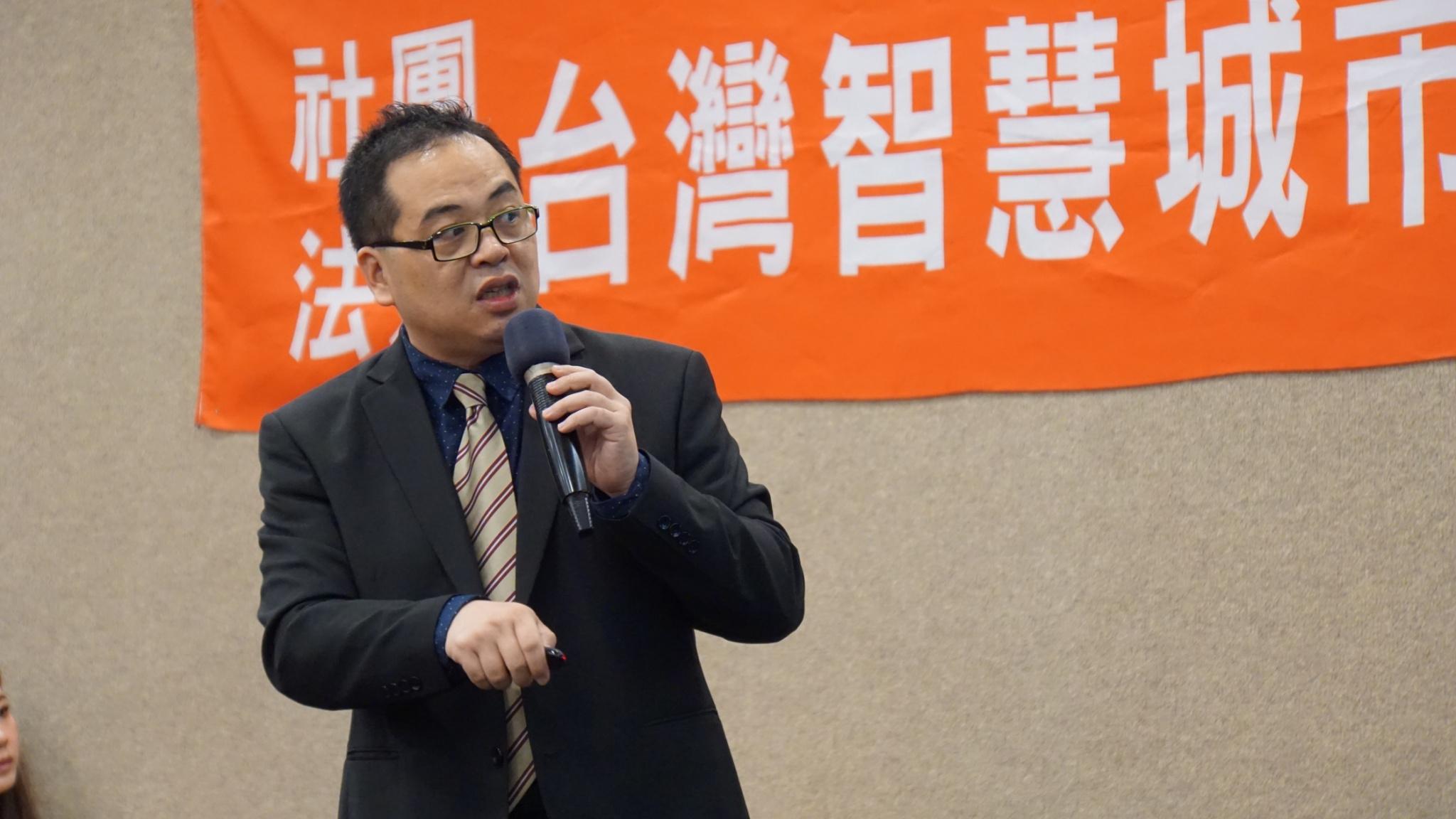 众社會企業創辦人林崇偉