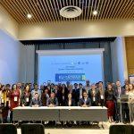 「第五屆台歐盟聚落經濟交流媒合會(the EU-Taiwan Cluster matchmaking event)」圓滿成功。